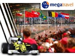 Bilety Grand Prix F1 Węgier na Hungaroring 2010